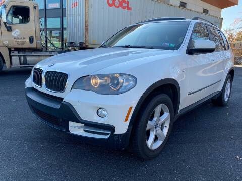 2008 BMW X5 for sale at MAGIC AUTO SALES in Little Ferry NJ