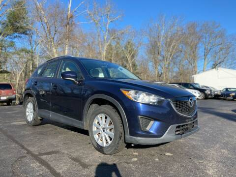 2013 Mazda CX-5 for sale at 5 Corners Auto in Easton MA