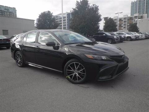 2021 Toyota Camry for sale at BEAMAN TOYOTA GMC BUICK in Nashville TN