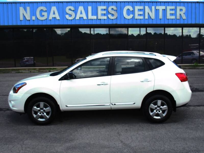 2014 Nissan Rogue Select for sale at NORTH GEORGIA Sales Center in La Fayette GA