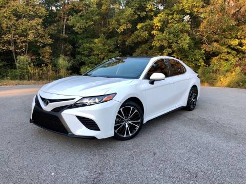 2019 Toyota Camry for sale at Access Auto in Cabot AR