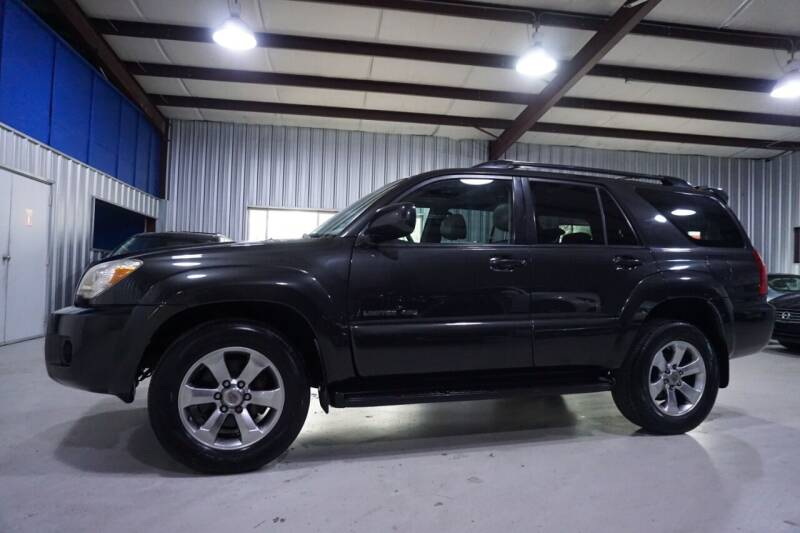 2008 Toyota 4Runner for sale at SOUTHWEST AUTO CENTER INC in Houston TX