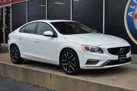2017 Volvo S60 for sale at Alfa Romeo & Fiat of Strongsville in Strongsville OH