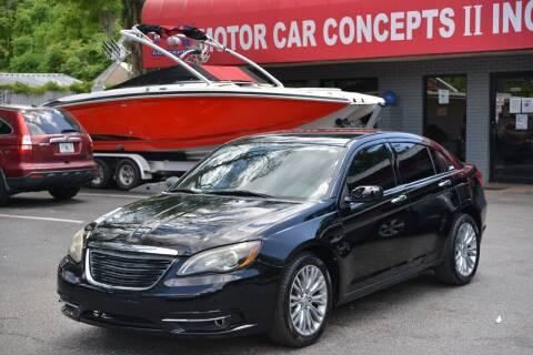 2013 Chrysler 200 for sale at Motor Car Concepts II - Apopka Location in Apopka FL