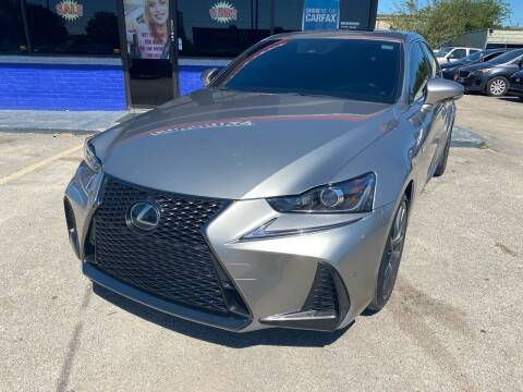 2020 Lexus IS 300 for sale at Cow Boys Auto Sales LLC in Garland TX