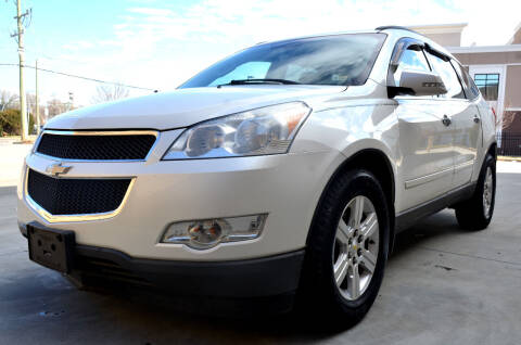 2012 Chevrolet Traverse for sale at Wheel Deal Auto Sales LLC in Norfolk VA