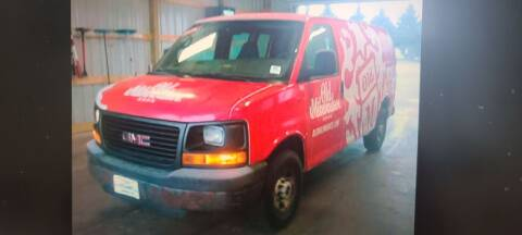 2008 GMC Savana Cargo for sale at Steve's Auto Sales in Madison WI