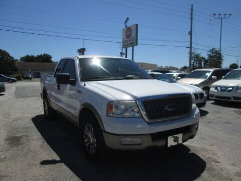 2005 Ford F-150 for sale at Motor Point Auto Sales in Orlando FL