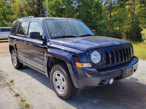 2016 Jeep Patriot for sale at Southeast Autoplex in Pearl MS