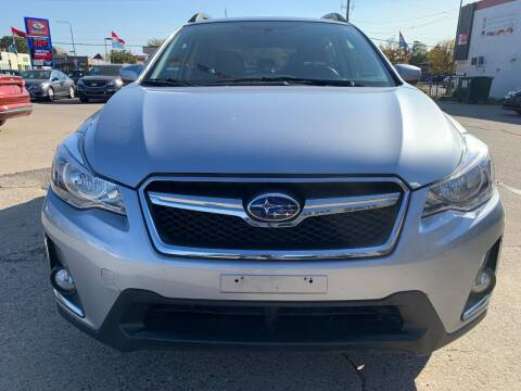2016 Subaru Crosstrek for sale at Minuteman Auto Sales in Saint Paul MN