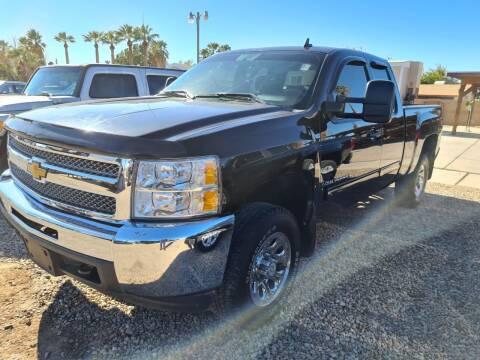 2013 Chevrolet Silverado 1500 for sale at A AND A AUTO SALES in Gadsden AZ