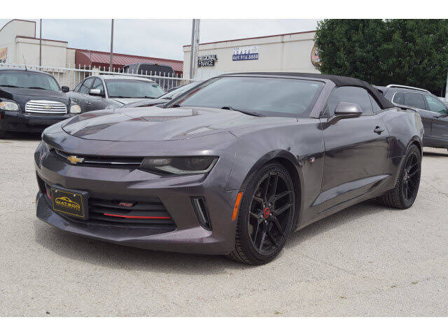 2017 Chevrolet Camaro for sale at Watson Auto Group in Fort Worth TX