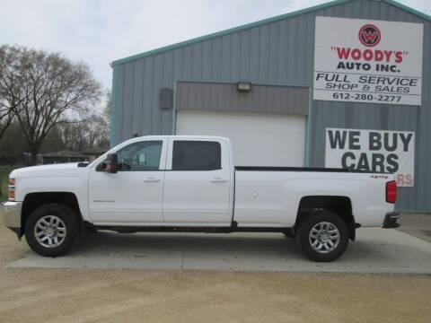 2017 Chevrolet Silverado 3500HD for sale at Woody's Auto Sales Inc in Randolph MN