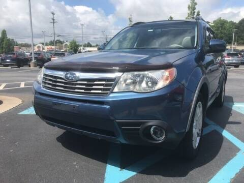 2009 Subaru Forester for sale at Southern Auto Solutions - Lou Sobh Honda in Marietta GA