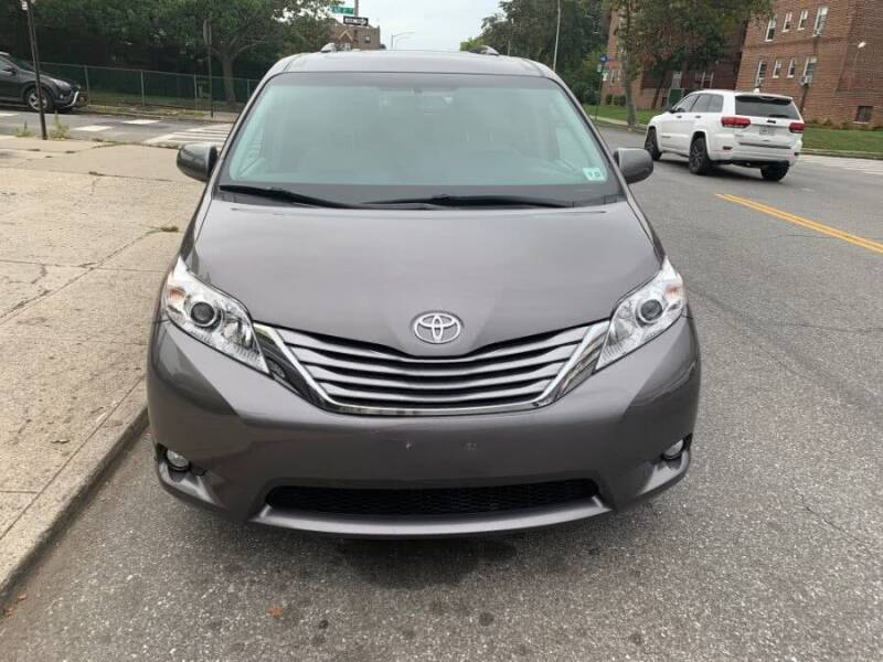 2017 Toyota Sienna for sale at Autoforward Motors Inc in Brooklyn NY