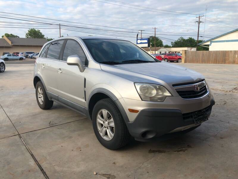 2008 Saturn Vue for sale at Texas Auto Broker in Killeen TX