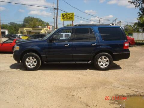 2011 Ford Expedition for sale at A-1 Auto Sales in Conroe TX