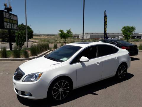 2017 Buick Verano for sale at More-Skinny Used Cars in Pueblo CO
