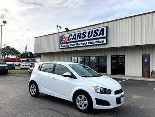 2015 Chevrolet Sonic for sale at Cars USA in Virginia Beach VA