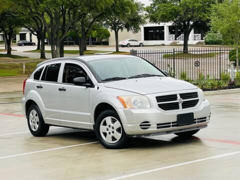 2007 Dodge Caliber for sale at Texas Drive Auto in Dallas TX