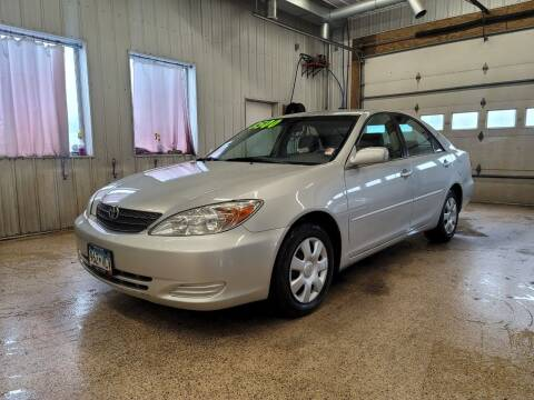 2002 Toyota Camry for sale at Sand's Auto Sales in Cambridge MN