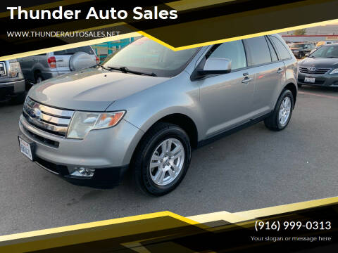 2007 Ford Edge for sale at Thunder Auto Sales in Sacramento CA