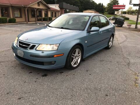 2007 Saab 9-3 for sale at CAR STOP INC in Duluth GA