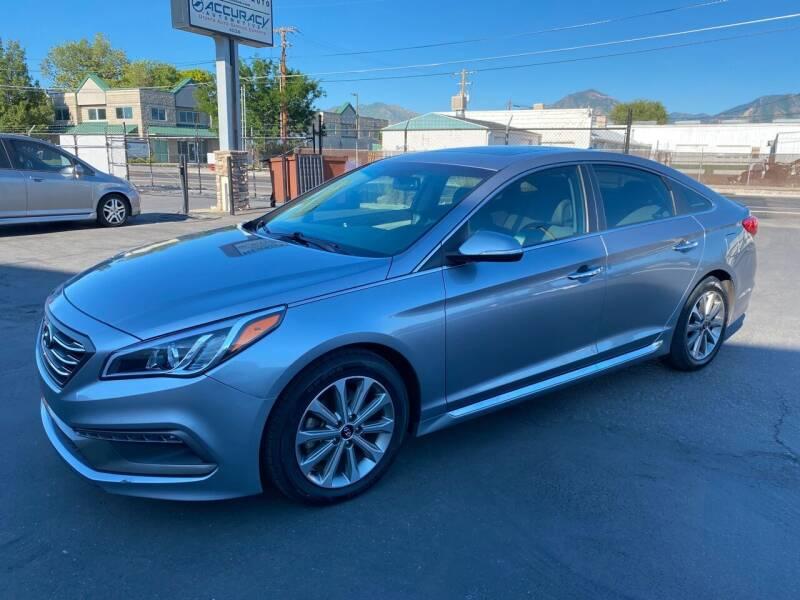 2016 Hyundai Sonata for sale at New Start Auto in Richardson TX