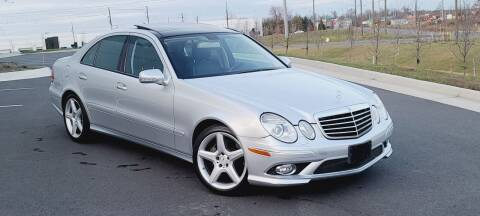 2008 Mercedes-Benz E-Class for sale at BOOST MOTORS LLC in Sterling VA
