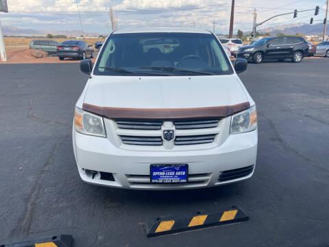 2008 Dodge Grand Caravan for sale at SPEND-LESS AUTO in Kingman AZ