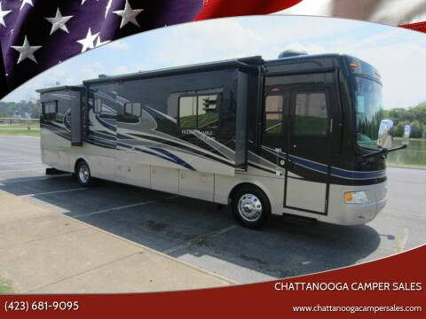2011 Holiday Rambler Neptune 40PBQ for sale at CHATTANOOGA CAMPER SALES in Chattanooga TN