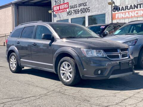 2014 Dodge Journey for sale at Auto Source in Banning CA