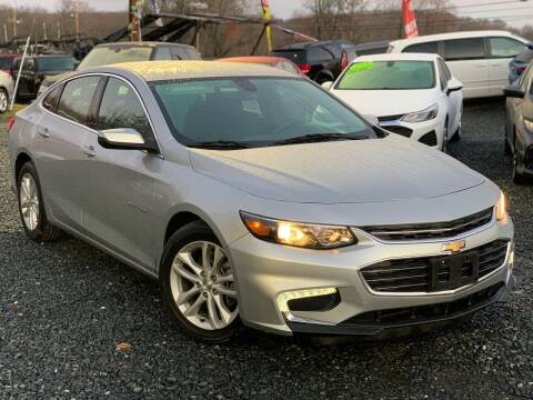 2018 Chevrolet Malibu for sale at A&M Auto Sales in Edgewood MD