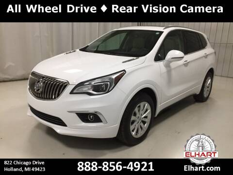 2017 Buick Envision for sale at Elhart Automotive Campus in Holland MI
