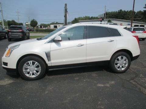 2014 Cadillac SRX for sale at Home Street Auto Sales in Mishawaka IN