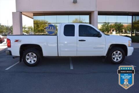 2011 Chevrolet Silverado 1500 for sale at GOLDIES MOTORS in Phoenix AZ