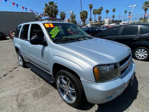 2007 Chevrolet TrailBlazer for sale at North County Auto in Oceanside CA