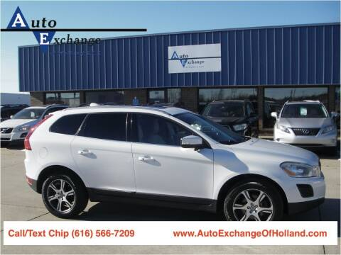 2013 Volvo XC60 for sale at Auto Exchange Of Holland in Holland MI