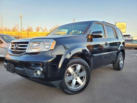 2014 Honda Pilot for sale at LA Motors LLC in Denver CO