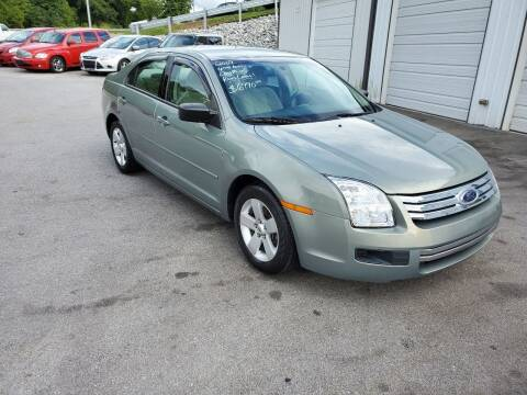 2009 Ford Fusion for sale at DISCOUNT AUTO SALES in Johnson City TN