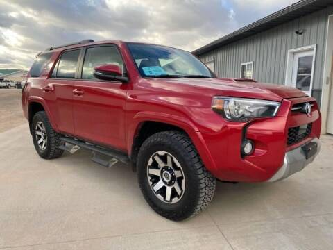 2020 Toyota 4Runner for sale at Platinum Car Brokers in Spearfish SD