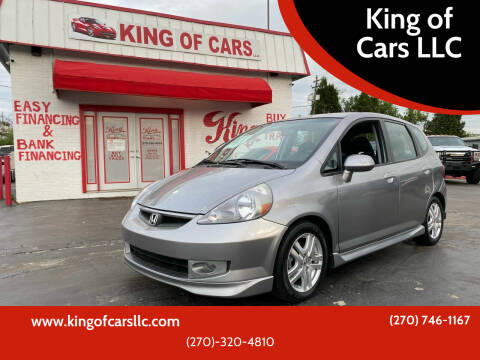 2008 Honda Fit for sale at King of Cars LLC in Bowling Green KY