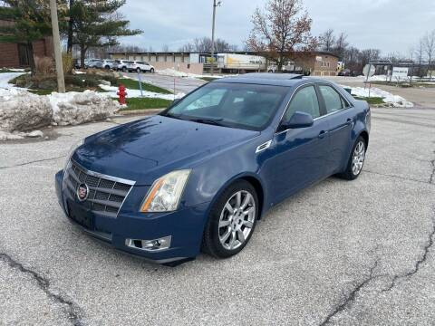 2009 Cadillac CTS for sale at JE Autoworks LLC in Willoughby OH