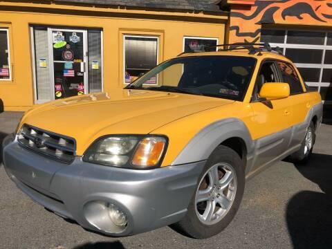 Subaru Baja For Sale In Pen Argyl Pa Kim Cesare Auto Sales