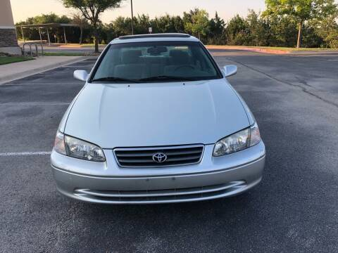 2000 Toyota Camry for sale at Discount Auto in Austin TX