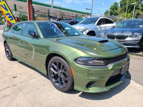 2019 Dodge Charger for sale at LIBERTY AUTOLAND INC - LIBERTY AUTOLAND II INC in Queens Villiage NY