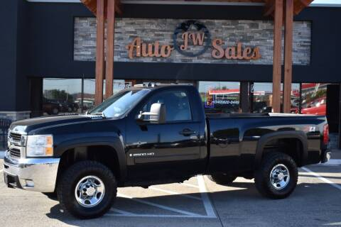 2008 Chevrolet Silverado 2500HD for sale at JW Auto Sales LLC in Harrisonburg VA