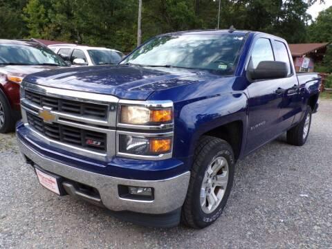 2014 Chevrolet Silverado 1500 for sale at Select Cars Of Thornburg in Fredericksburg VA