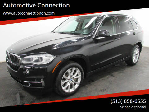 2015 BMW X5 for sale at Automotive Connection in Fairfield OH