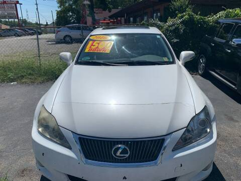 2010 Lexus IS 250 for sale at Limited Auto Sales Inc. in Nashville TN